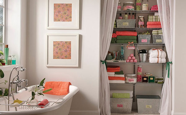 Storage hacks to organize your home