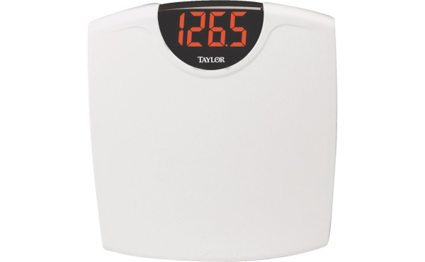 Taylor Electronic SuperBrite Bath Scale